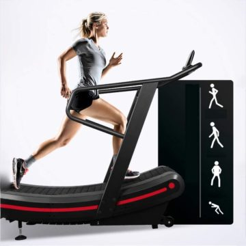 MZX Curved Treadmills