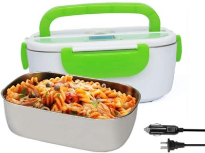 Nifogo Electric Heated Lunch Boxes