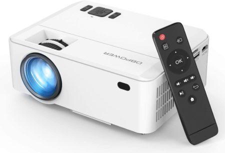 DBPOWER Smartphone Projectors