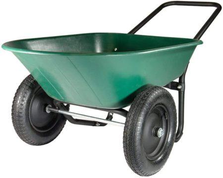 MARASTAR Two Wheel Wheelbarrows