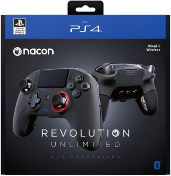NACON PS4 Controllers