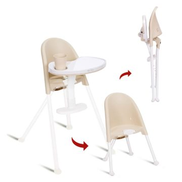 FUNNY Folding High Chairs