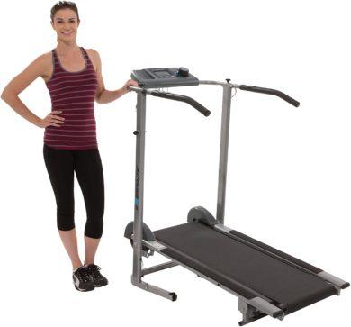 Exerpeutic Quiet Treadmills