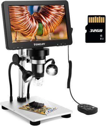 TOMLOV Digital Microscopes
