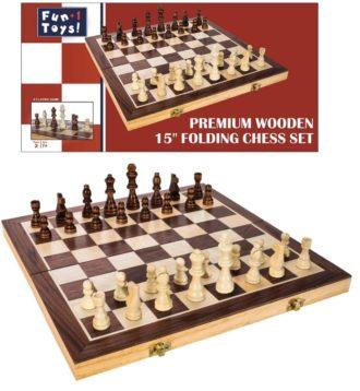 FUN+1 Unique Chess Sets