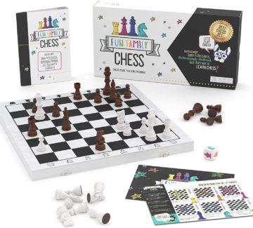 Fun Family Unique Chess Sets