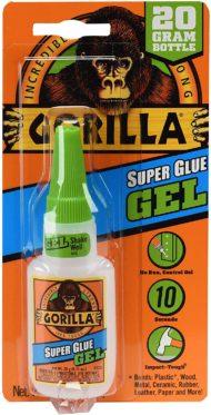 Gorilla Super Glues