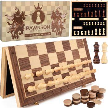 Magnetic Unique Chess Sets