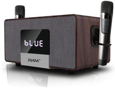 RHM Karaoke Speakers