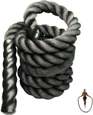 YZLSPORTS Weighted Jump Ropes