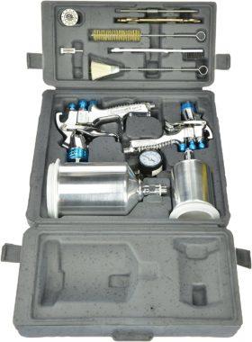 DeVilbiss Automotive Paint Gun for Beginners