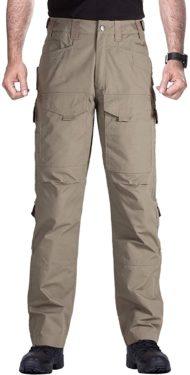 FREE SOLDIER Tactical Waterproof Pants