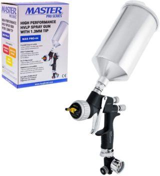 Master Automotive Paint Gun for Beginners