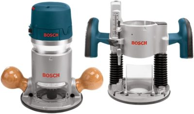 Bosch Plunge Routers