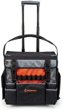 Crescent Rolling Tool Bags