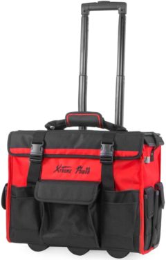 XtremepowerUS Rolling Tool Bags